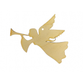 Angel w/ Trumpet Ornament (Lot of 10)