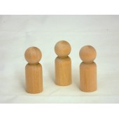 2-3/8'' Man People Peg (50 pcs)