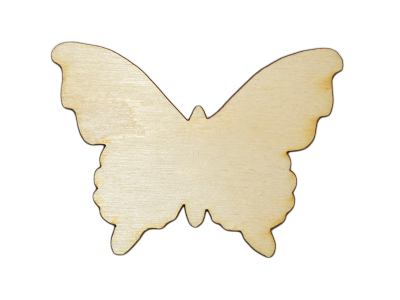Laser Cut Plywood #1 Butterflies (5 Pieces)