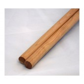 1'' x 36'' Cherry Dowels (2 pcs)