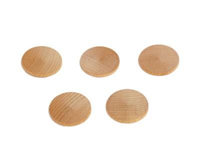 Wooden Discs 1-1/2'' (50 pcs)