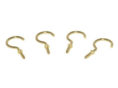 5/8'' Cup Hooks (100 pcs)