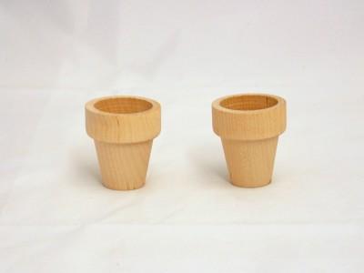 1-3/4'' Flowerpots (10 pcs)
