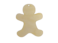 Gingerbread Man Ornament (Lot of 10)