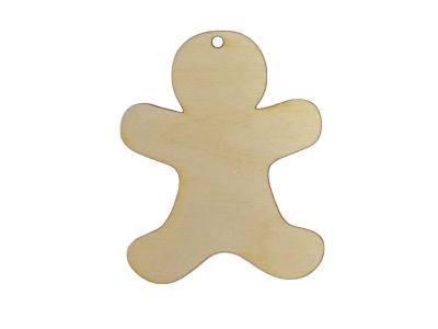 Gingerbread Man Ornament (Lot of 10)