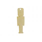 Nutcracker Soldier Ornament (Lot of 10)