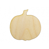 Pumpkin Style #1 Plywood Cut Out (Lot of 10)