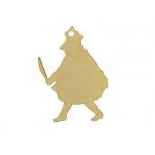 Nutcracker Rat King Ornament (Lot of 10)