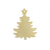 Tree w/Star Ornament (Lot of 10)